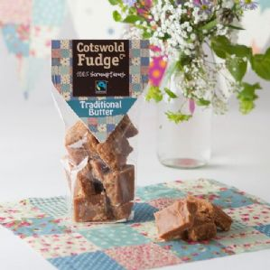 Cotswold Fudge Co Traditional Butter